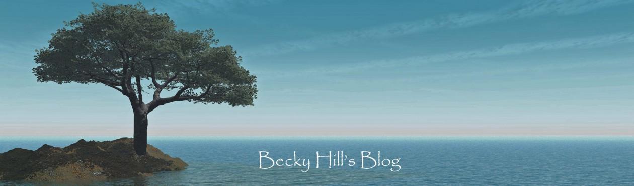 Becky Hill's Blog