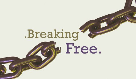 Breaking free copy
