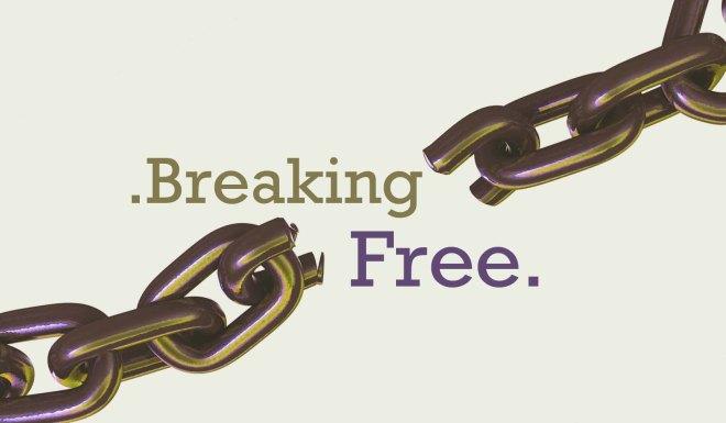 Breaking free copy